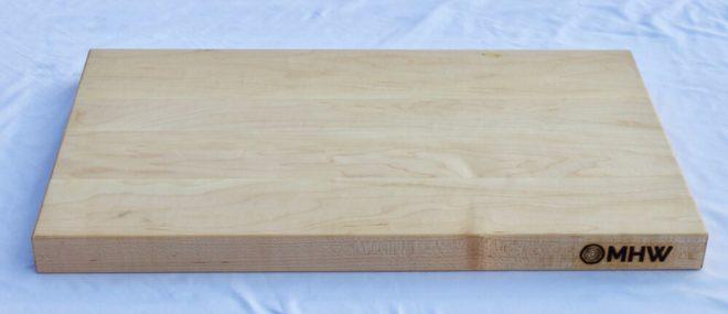12x20 Maple Wood Cutting Board - wFREE Board Butter!