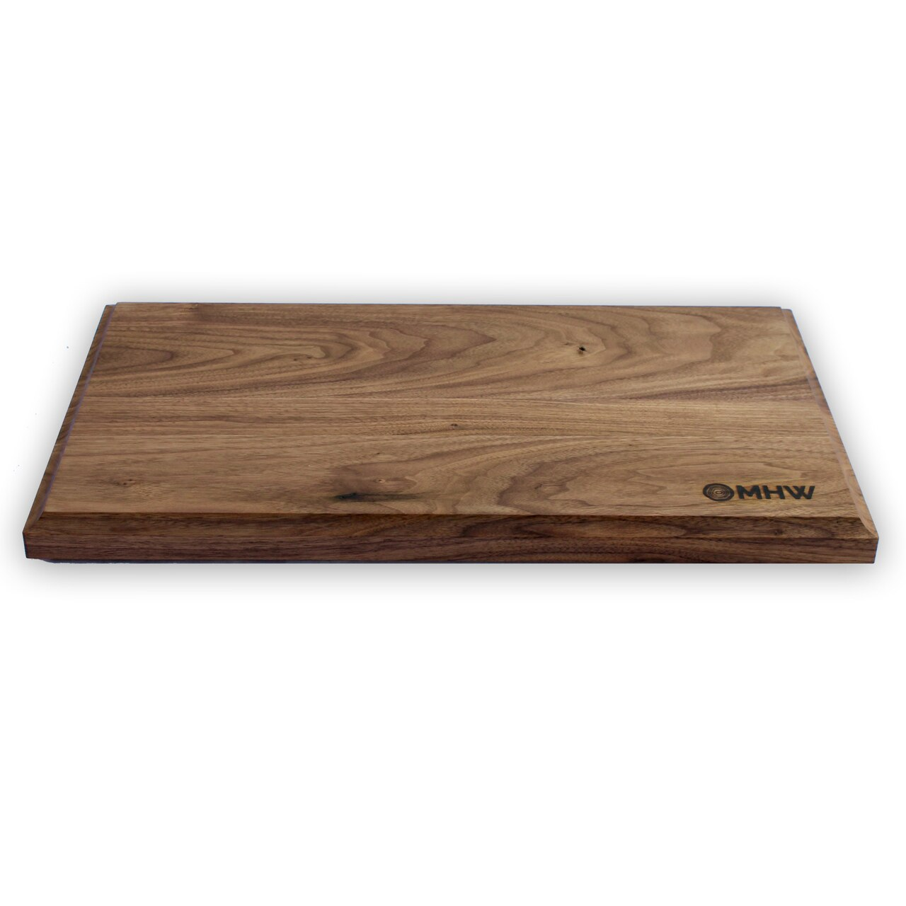 12x20x1.5 Thick Walnut Wood Cutting Board - wFREE Board Butter!