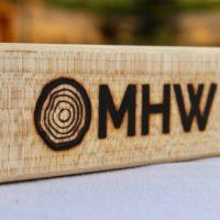 14x20 Maple Wood Cutting Board - wFREE Board Butter!