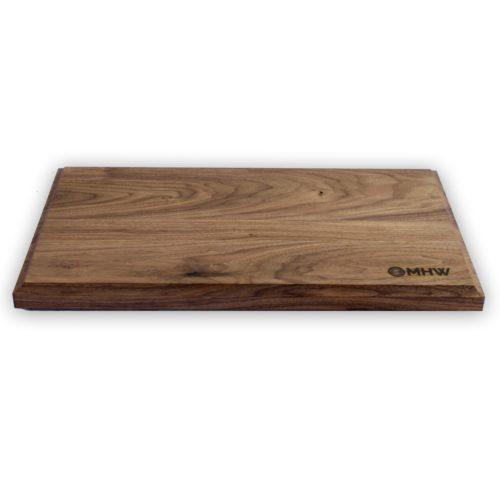 18x20x1.5 Thick Walnut Wood Cutting Board - wFREE Board Butter!