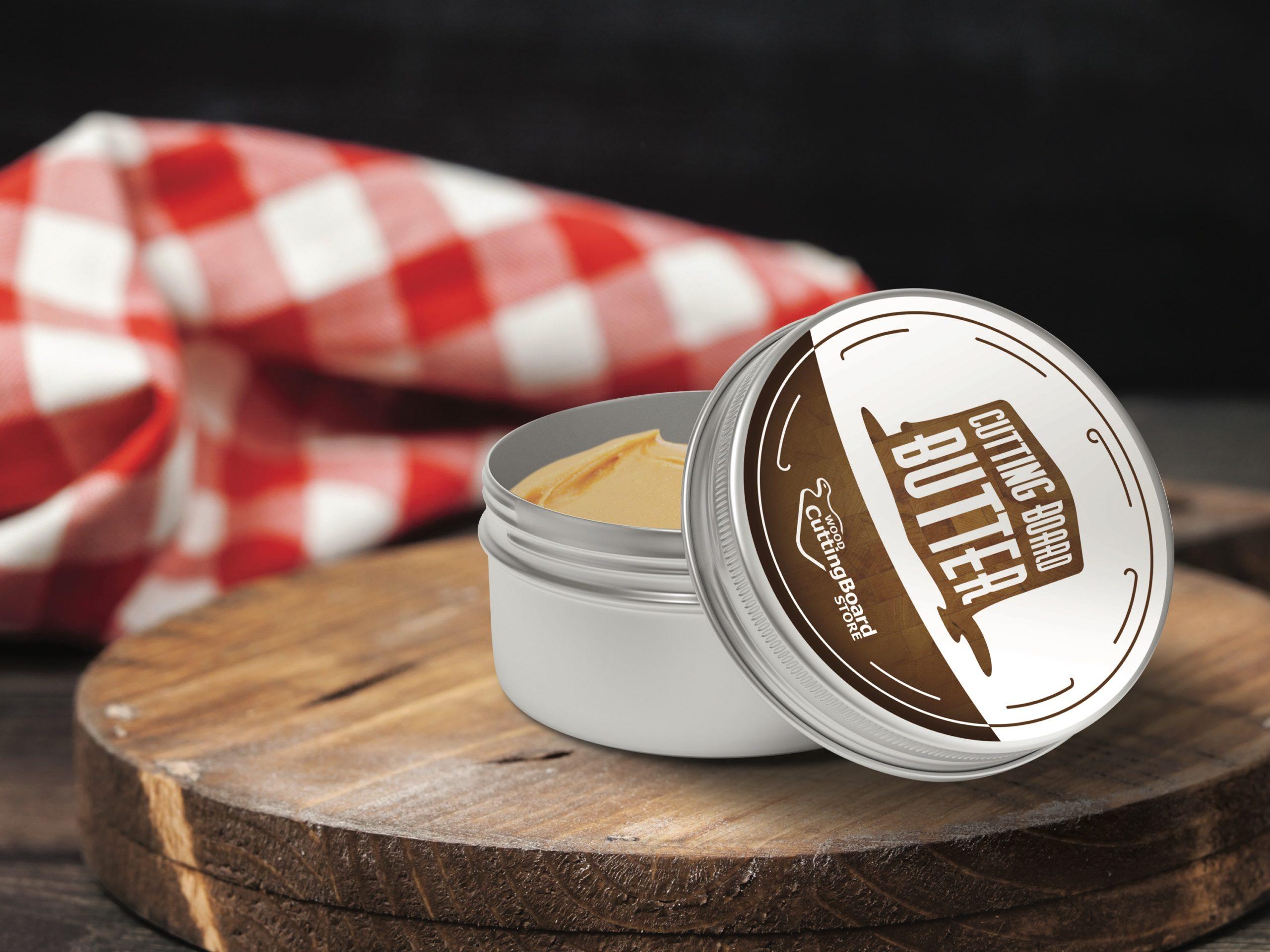 cuttingboard butter