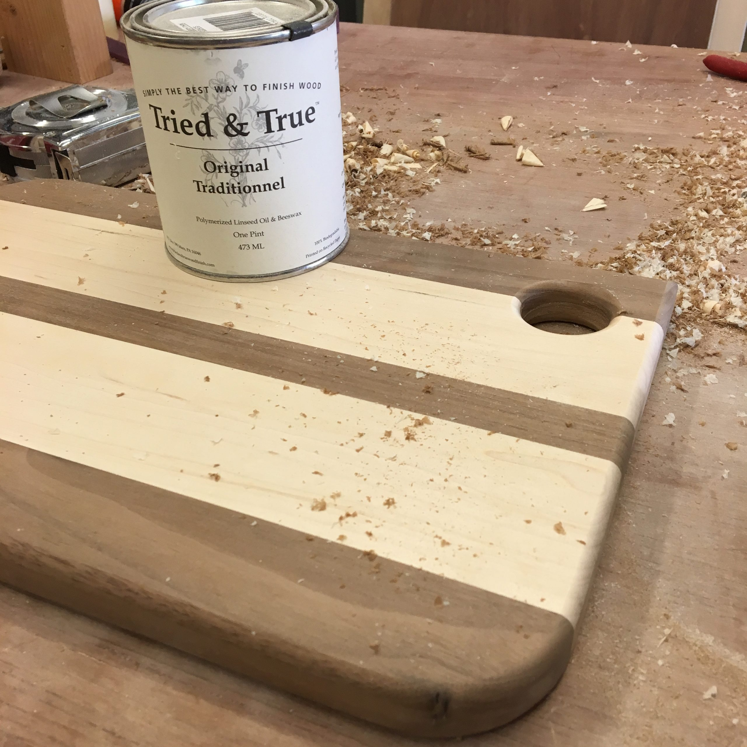 Maple cuttign board